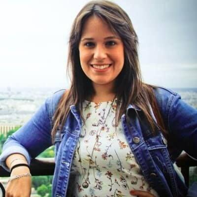 Laura Palacios Peña - Meteoróloga